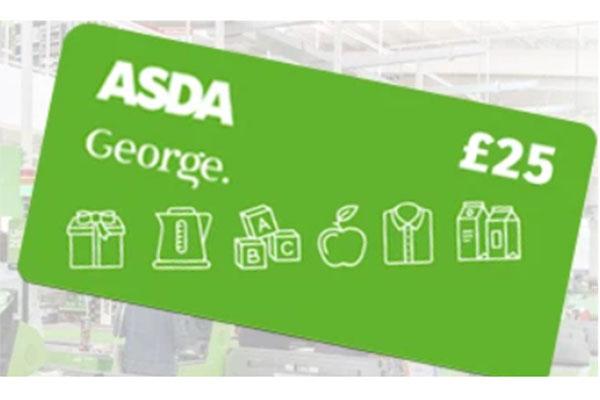 Free ASDA Gift Card