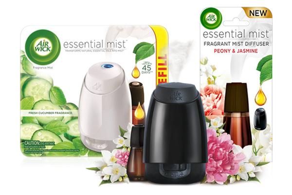 Free Airwick Mist Kit