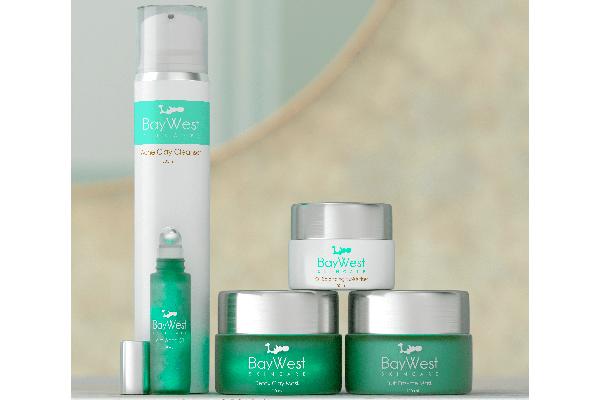 Free BayWest Skincare Set