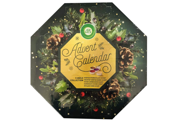 Free Airwick Candle Advent Calendar