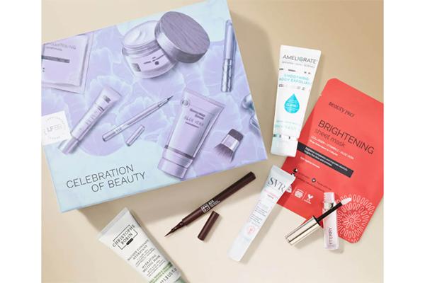Free Lookfantastic Beauty Box