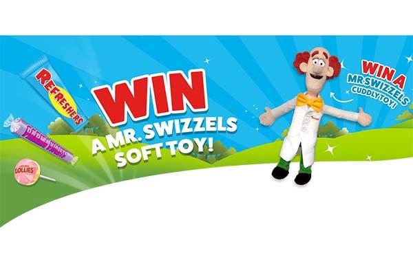 Free Mr. Swizzels Toy