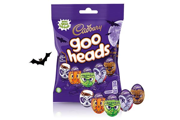 Free Cadbury Goo Heads