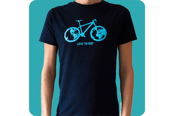Free Love to Ride T-Shirt