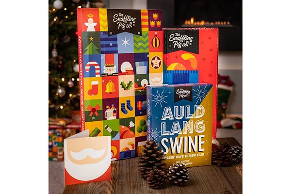 Free Snaffling Pig's Advent Calendar