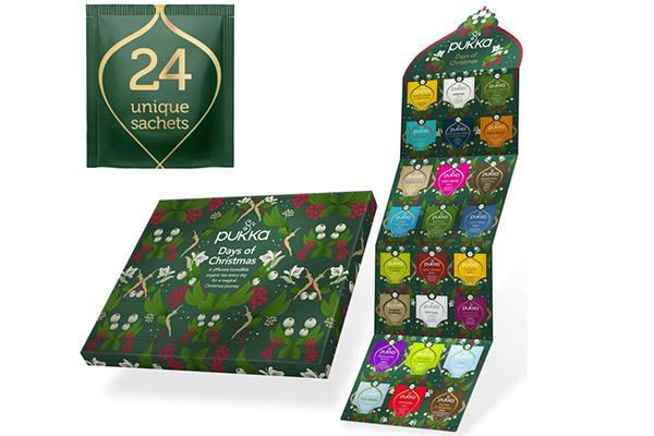 Free Pukka Tea Advent Calendar