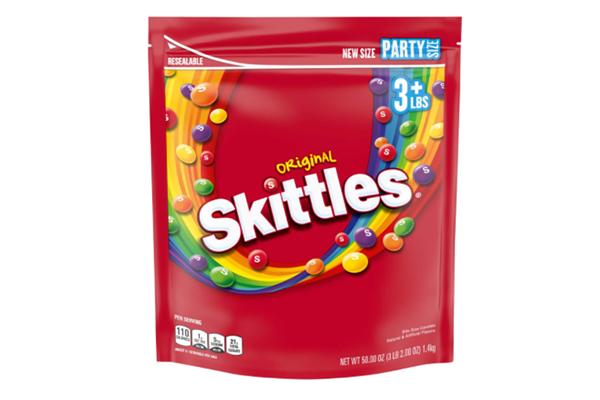 Free Skittles Bag