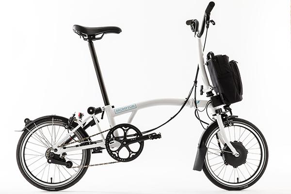 Free Brompton Electric Bike
