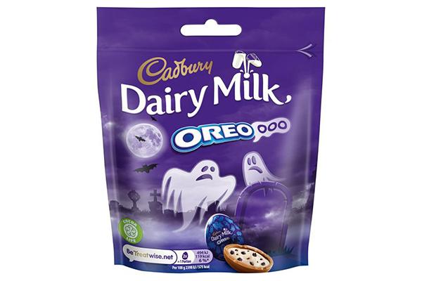 Free Cadbury Halloween Oreo's