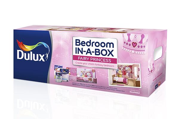 Free Dulux Paint Gift Box