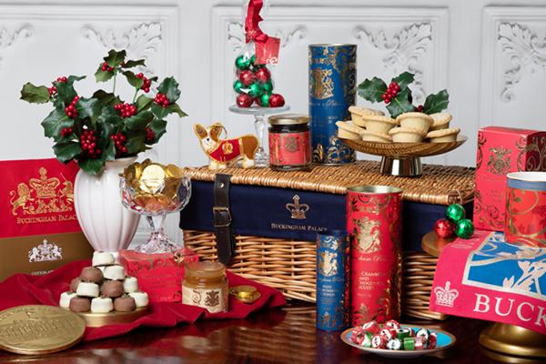 Free Luxury Christmas Hamper