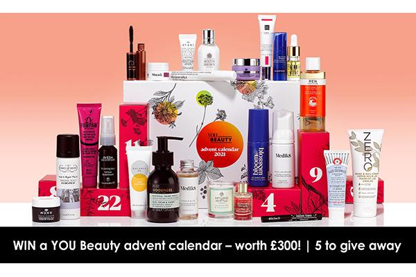 Free YOU Advent Calendar
