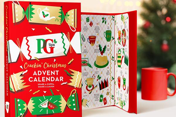 Free PG Tips Advent Calendar