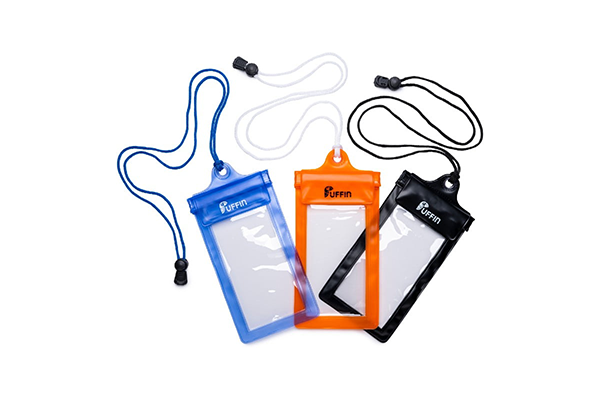 Free HM Waterproof Phone Pouch